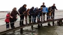 ANMA TÖRENİ - Bilgievi Öğrencileri 1 Mart Vapur Faciasını Unutmadı