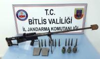 KESKİN NİŞANCI - Bitlis'te Terör Operasyonu