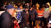 SARAYBOSNA - Bosnalı Eski Askerlerden Protesto