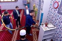 CAMİ İMAMI - Ceylanpınar'daki Camilerde Bahar Temizliği