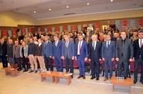HÜSEYIN YıLDıZ - Didim CHP'nin Yeni Yönetimi İlk Toplantısını Gerçekleştirdi