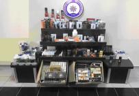 ELEKTRONİK SİGARA - Düzce'de Çok Sayıda Elektronik Sigara Ele Geçirildi