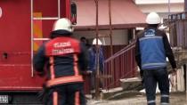 FıRAT ÜNIVERSITESI - Elazığ'da Ev Yangını