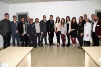 DİYETİSYEN - Elazığ'da Kiriz Yönetimi, Motivasyon, Stres Ve Sağlıklı Beslenme Semineri