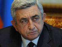 SERJ SARKISYAN - Ermenistan'dan skandal karar