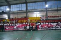 FATMA BETÜL SAYAN KAYA - Erzurum'da 'Engelleri Aşta Gel Mehmet'im' Futbol Müsabakası