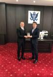 MOLDOVA - Gagavuzya Cumhurbaşkanı Irına Vlah'a Ziyaret