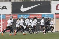 FLORYA - Galatasaray, Karabükspor Maçı Hazırlıklarını Sürdürdü