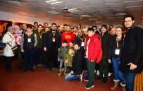 KıSA FILM - Galatasaray Stadyum Müzesi Taraftarla Buluştu
