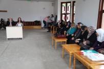 ÖFKE KONTROLÜ - Gölbaşılı Annelere 'Stres Yönetimi' Semineri Verildi