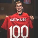 LA LIGA - Griezmann 100'Ler Kulübüne Katıldı