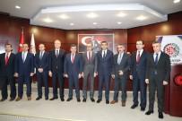 YENI DÜNYA DÜZENI - GTO'da Şubat Ayı Olağan Meclis Toplantısı Gerçekleştirildi