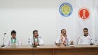 KABAK TATLıSı - Harran Üniversitesinde Ünlü Şeflerden Workshop