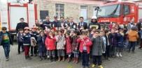 İBRAHİM HAKKI - İbrahim Hakkı İlkokulu'nda Yangın Ve Deprem Tatbikatı