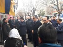 FUTBOL SAHASI - Iğdır Valisi Enver Ünlü, Tuzluca'da
