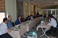 ESRA ŞAHIN - İl Sağlık Müdürlüğü Aylık İl Koordinasyon Kurulu Toplantısı Cizre'de Gerçekleşti
