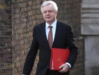 İRLANDA CUMHURIYETI - İngiliz Bakan Davis'ten AB'ye Gözdağı