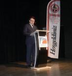 CEMAL HÜSNÜ KANSIZ - İSNAKHAFDER'den 'Güvenli Sürüş' Konferansı