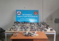GÜMRÜK MUHAFAZA - İstanbul'da Kaçak Saat Operasyonu