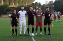 İLHAN KAHRAMAN - İzmir Süper Amatör Lig Açıklaması Foça Belediyespor Açıklaması 2 - Yamanlar Esenspor Açıklaması 1