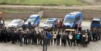 İSMAIL YAVUZ - Jandarmadan Lise Öğrencilerine Trafik Eğitimi