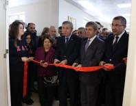 ÖZCAN ULUPINAR - Köksal Toptan, Adının Verildiği Salonun Açılışını Yaptı