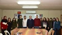 Kurtulan'dan Genç Kursiyerlere Ziyaret