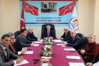 YENIÇIFTLIK - Marmaraereğlisi Belediyesi Mart Ayı Meclis Toplantısı Yapıldı
