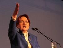 DEMOKRAT PARTI - Meral Akşener'den iki partiye ittifak sinyali
