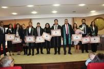 GÖRÜŞME ODASI - Mersin'de 9 Avukat Daha Yemin Ederek Göreve Başladı
