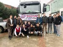 İMAM HATİP OKULLARI - Mudanya'dan Afrin'e Yardım TIR'ı