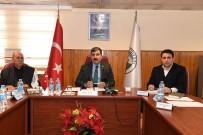 İL BAŞKANLARI - Muş Belediyesi Mart Ayı Meclis Toplantısı