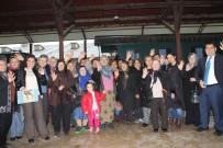 ALZHEIMER - Nazilli'de Hanımlar Şehir Gezilerini Çok Sevdi