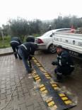 Öğrencilerin Güvenliği İçin Kasis Ve Levhalar Yerleştirildi