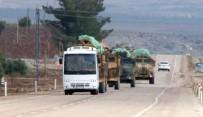 ÖZEL HAREKET - Özel Hareketçiler Afrin'e Uğurlandı