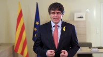 21 ARALıK - Puigdemont Bölgesel Yönetim Başkanlığı Adaylığını Geri Çekti