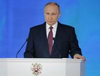 SAĞLIK SİSTEMİ - Putin: Dünyanın neredeyse her noktasını vurabilecek füze geliştirdik