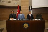 İNŞAAT RUHSATI - Şahinbey Meclisi Vali Ali Yerlikaya'yı Ağırladı