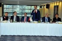 AKREDITASYON - Samsun TSO'dan Paydaş Çalıştayı