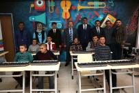ALİ HAMZA PEHLİVAN - Sanat Atölyelerin Açılışı Yapıldı
