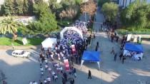 TÜRKİYE ATLETİZM FEDERASYONU - Şehit Polis Fethi Sekin Anısına Yol Koşusu Yapıldı