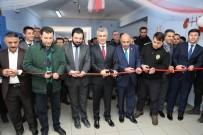 FAIK ARıCAN - Şehit Polis Salih Hüseyin Parça Kütüphanesi Açıldı