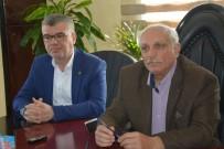 PıRLANTA - Söke Ticaret Odası Değişim Grubu Ziyaretlerine Devam Ediyor