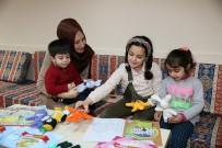 BENZERLIK - Suriyeli Kadınlar Türkçe Öğreniyor