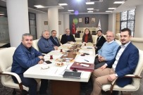 FAHRI ÇAKıR - Teknopark Yönetim Kurulu Toplandı