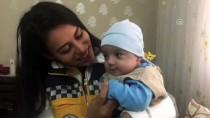 HASTA YAKINI - Telefon Aracılığıyla Müdahale Bebeğin Hayatını Kurtardı