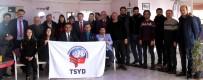 UĞUR YIĞIT - TSYD Sivas Şubesi'nde Genel Kurul Heyecanı