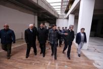 NAZIF YıLMAZ - Türkiye'nin İlk Ve Tek İmam Hatip Fen Lisesi İncelendi