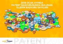 PATENT - Türkiye Patent Haritası 2018 Ocak Dönemi Açıklandı