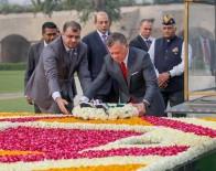 ÜRDÜN KRALI - Ürdün Kralı Yeni Delhi'de Açıklaması 'Terörizme Karşı Mücadele Dinler Arası Bir Savaş Değildir'